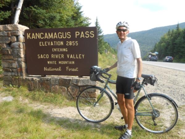 Shular at Kancamagus Pass