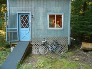 hostel cabin