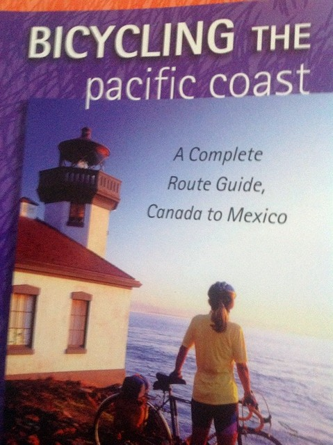 Route guide book