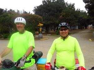Mark Miller and Mark Kim
