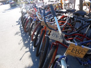 Older bikes