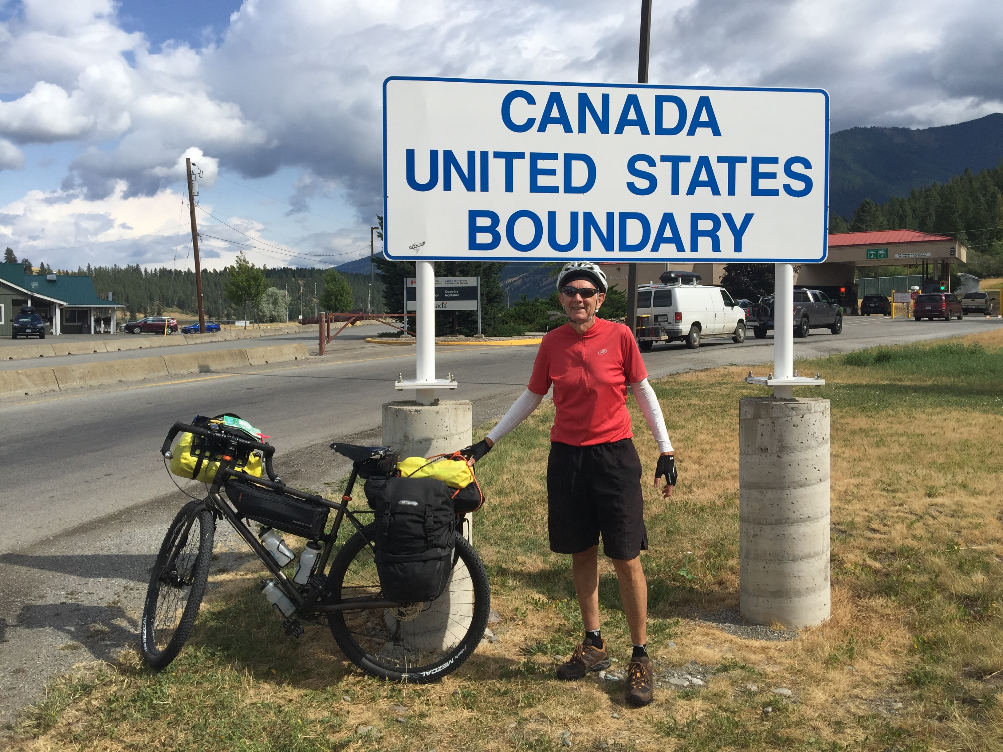 riding the great divide mountain bike route - bike across usa blog