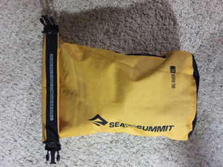 Sea to Summit 5 Liter Big River Dry Bag