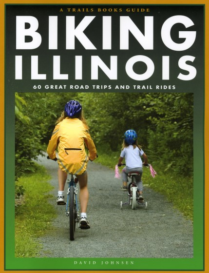 Bicyling Illinois cover