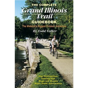 Grand Illinois Trail Guidebook cover