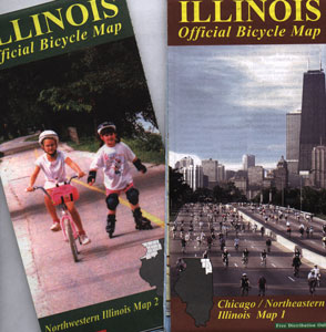Illinois Official Bicycle Maps